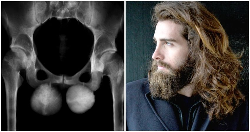 Awesome Men With Long Hair And Beards Have The Smallest Testicles Study Natural Hairstyles Runnerswayorg