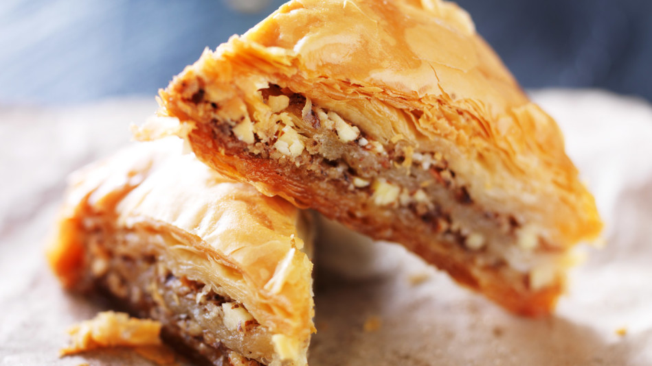 How To Make The Best Baklava Being Co Uk Hungry