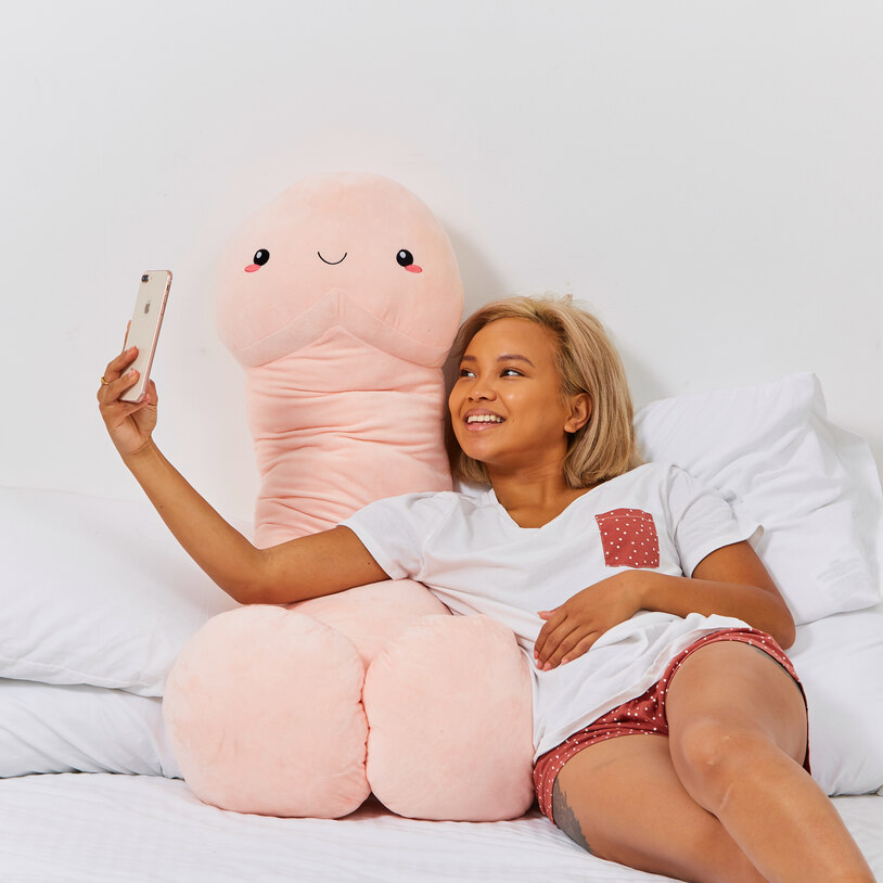 You Can Now Buy A Willy Pillow To Keep