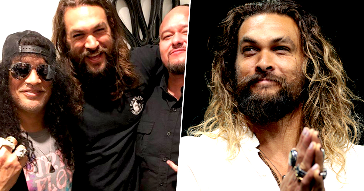People Are Unfollowing Jason Momoa After Controversial ...Jason Momoa Instagram